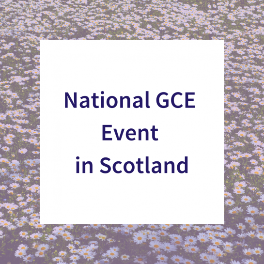 National GCE Event