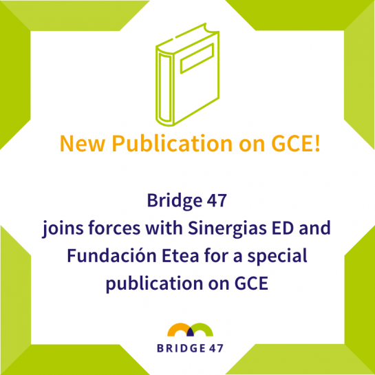 Bridge 47 joins forces with Sinergias ED and Fundación Etea